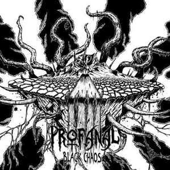 Profanal – Black Chaos CD