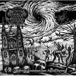 Uggae Command – Serpentine Emanations From Ancient Darkness MCD