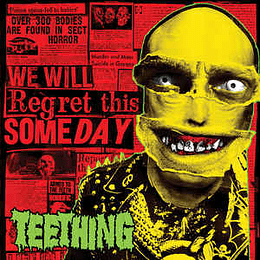 Teething – We Will Regret This Someday CD