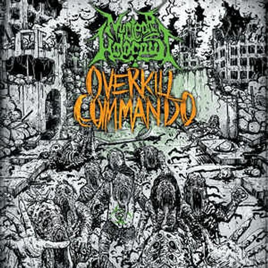 Nuclear Holocaust – Overkill Commando CD