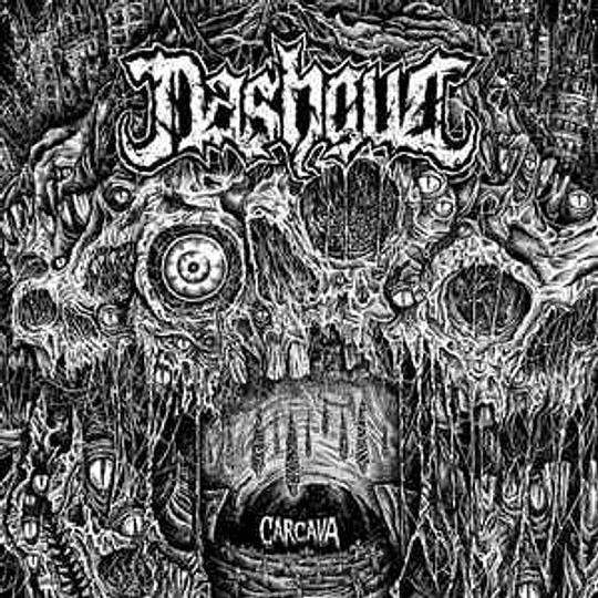 Nashgul – Cárcava CD