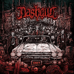Nashgul – Obey CD