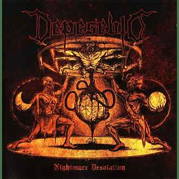 Depeseblo – Nightmare Desolation CD