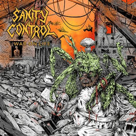 Sanity Control – War on Life CD