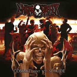 Unborn Suffer – Commit(ment to) Suicide CD