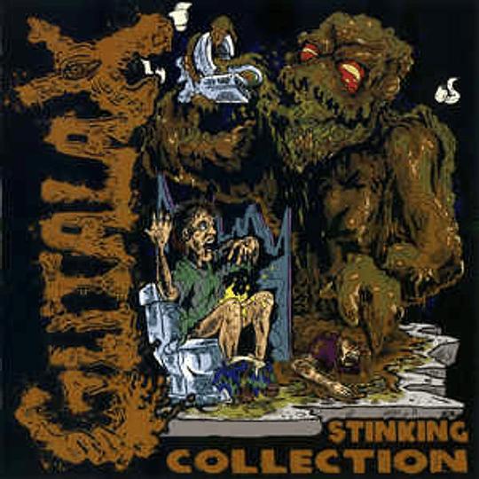 Gutalax – Stinking Collection CD