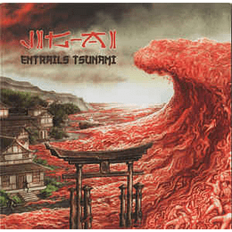 Jig-Ai – Entrails Tsunami CD