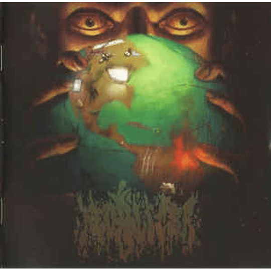 Fecalizer – The Planet Of Seven Billion Zombies  CD