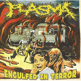 Plasma – Engulfed In terror CD