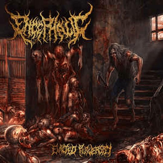ENCEPHALIC – Exalted Perversity CD