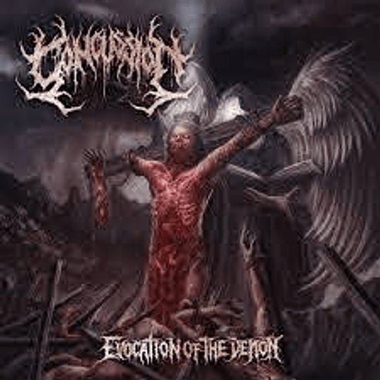 CONCUSSION- Evocation Of The Demon mCD