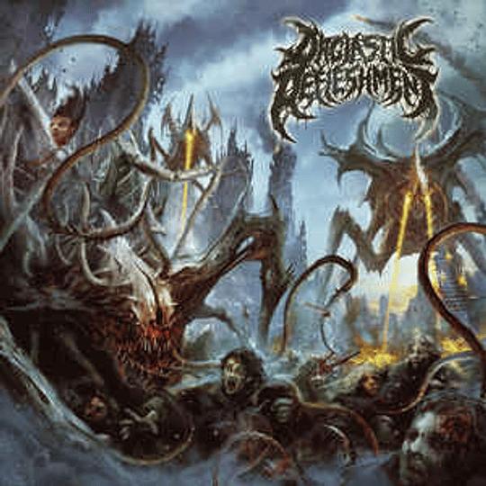 Orgiastic Defleshment – Perverse Carnivorous Humanicide CD