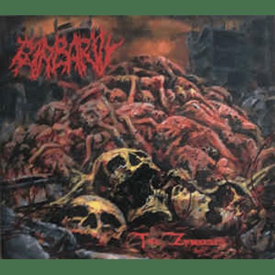 Barbarity – The Zymosis CD
