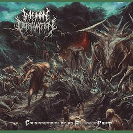 Inhuman Depravation - Consequences Of... CD