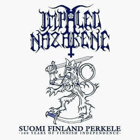Impaled Nazarene – Suomi Finland Perkele CD