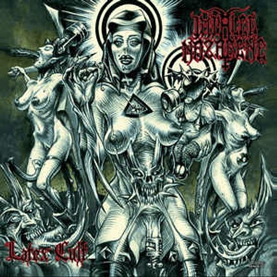 Impaled Nazarene – Latex Cult CD