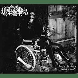 Mütiilation – Black Millenium (Grimly Reborn) DigCD