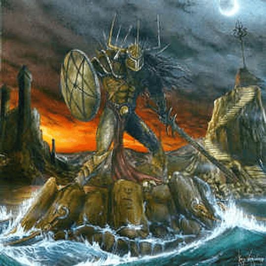 Absu – The Sun Of Tiphareth CD