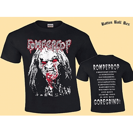 ROMPEPROP - Goregrind - T-Shirt SIZE L