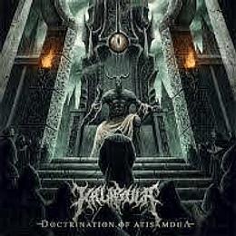 KALIGULA - DOCTRINATION OF ATISAMDHA CD
