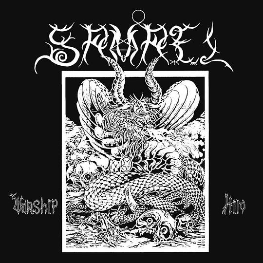Samael – Worship Him CD