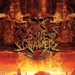Bone Gnawer – Cannibal Crematorium CD