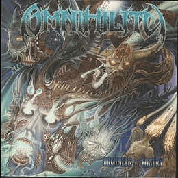 Omnihility – Dominion Of Misery CD