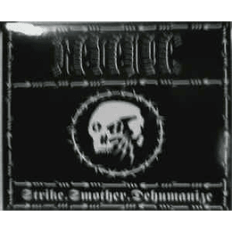 Revenge  – Strike.Smother.Dehumanize DIGICD