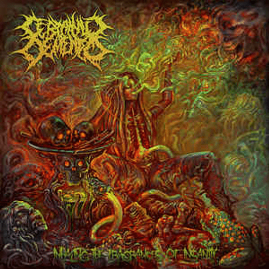 CERTAINLY DEMENTED – Inhaling The Fragrances Of Insanity CD