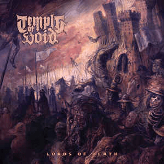 Temple Of Void – Lords Of Death CD