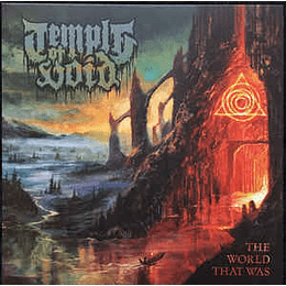 Temple Of Void – The World That Was CD