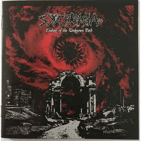 Synteleia – Ending Of The Unknown Path CD
