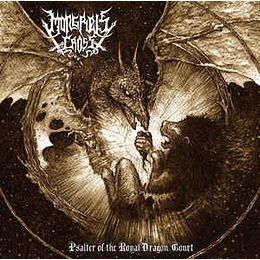 Mongrel's Cross – Psalter Of The Royal Dragon Court CD