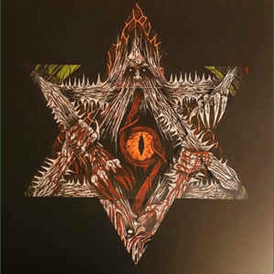 Nyogthaeblisz – Abrahamic Godhead Besieged By Adversarial Usurpation CD