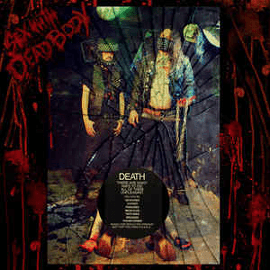 Shitfucker – Sex With Dead Body CD