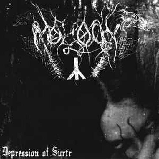 Moloch – Depression Of Surtr CD