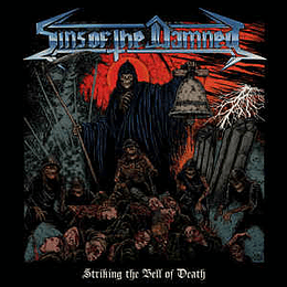 Sins Of The Damned – Striking the Bell of Death CD