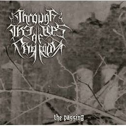 Through The Eyes Of Carrion – The Passing CD
