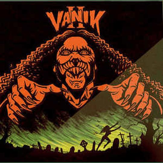 Vanik – Vanik II: Dark Season CD