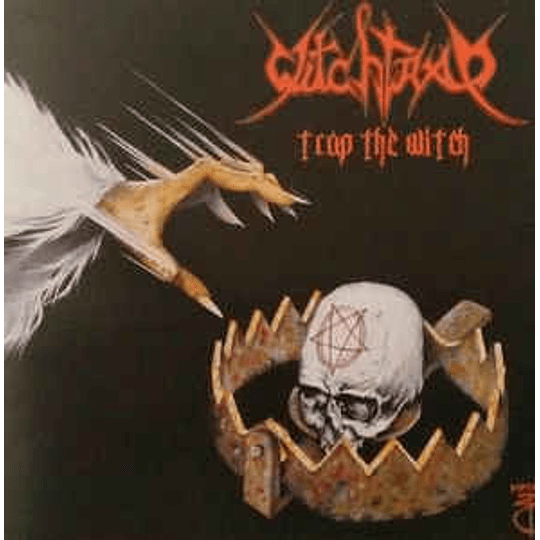 Witchtrap – Trap The Witch CD