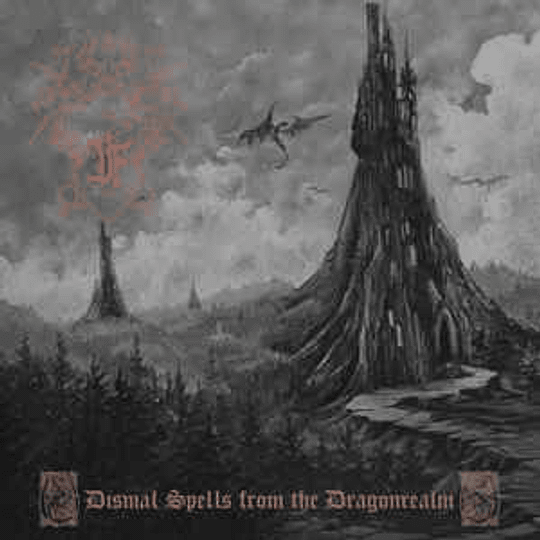 Druadan Forest – Dismal Spells From The Dragonrealm CD