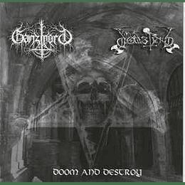 Ganzmord / Dodsferd – Doom And Destroy CD