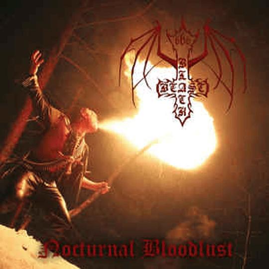 Black Beast – Nocturnal Bloodlust CD