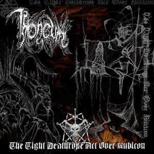 Throneum – The Tight Deathrope Act Over Rubicon CD