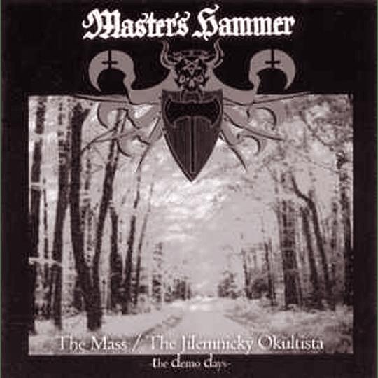 Master's Hammer – The Mass / Jilemnicky Okultista (The Demo Days) CD