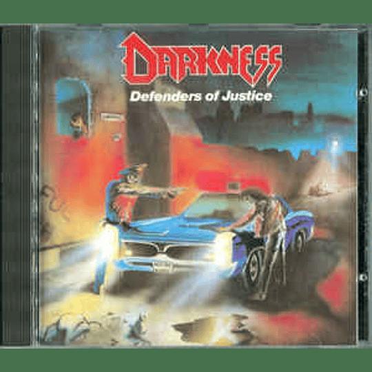 Darkness – Defenders Of Justice CD