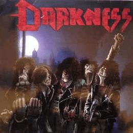 Darkness  – Death Squad CD