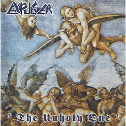Expulser – The Unholy One CD