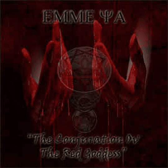 Emme Ya – The Conjuration Ov The Red Goddess CD