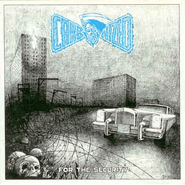 Carbonized – For The Security CD